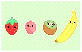 cute fruit wallpaper. Modren Wallpaper Cute Foods Fruit Selection By Purapea 1003x643 On Cute Fruit Wallpaper A