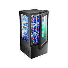 top 10 glass door beverage refrigerator