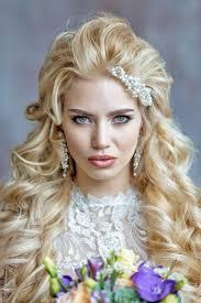72 Meilleures Coiffures De Mariage Pour Les Cheveux Longs
