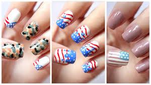 Fourth of July Nails!!! ☆ Three Cute Designs!   MissJenFABULOUS ...