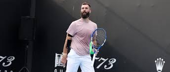 I am really close friends with roger federer and also with benoit paire. Atp Le Blog De La Redac On Ne Peut Plus Excuser Benoit Paire We Love Tennis