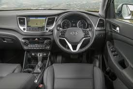 new car releases 2015 ukFirst Drive review Hyundai Tucson 2015