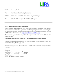 Sample Company Introduction Letter Limo Company Introduction