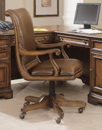 Computer Desk And Chair Hooker Furniture Home Office Brookhaven Desk Chair 281 30 220