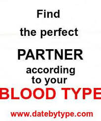 Who Is Your Perfect Partner According To Your Blood Type