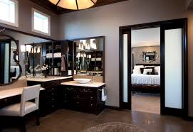 Master Bathroom Stylish Transitional Master Bathroom Before And After