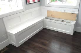 26 DIY Storage Bench Ideas  Guide PatternsBench With Padded Seat