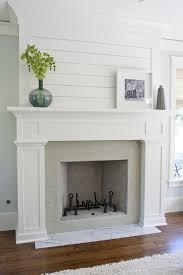 impressive ideas white fireplaces best 25 faux fireplace mantels in mantel decor 11