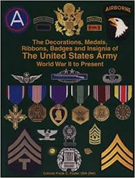 Amazon Com The Decorations Medals Ribbons Badges And