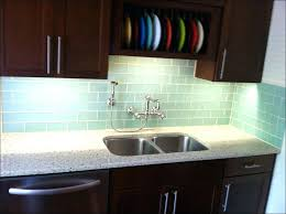 kitchen glass backsplash. Kitchen Glass Tile Tempered For Clear Backsplash