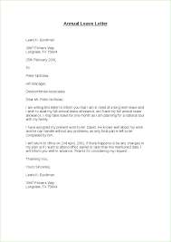 Simple Leave Letter Format For Day Application Impression One Email ...
