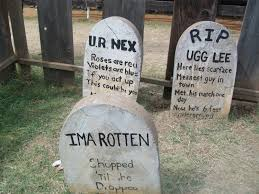 Tombstone Quotes Enchanting Best Headstone Quotes Funny On QuotesTopics