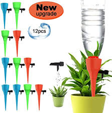 <b>Automatic Watering</b> Spikes for Potted Plants <b>Plant Waterer</b> for Indoor ...