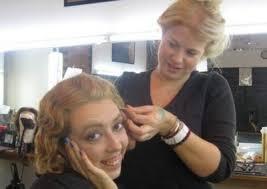 period hair makeup academy london 19