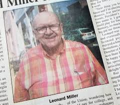 Live Music: Leonard Miller – Rembrandts Gallery and Wine Bar