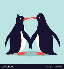 cute penguins in love. Unique Love And Cute Penguins In Love P