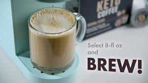 This means that the coffee beans used to create rapid fire ketogenic coffee are grown using stringent standards for the best quality beverage possible. Keto Coffee Pods W Butter Mcts 3 Flavors