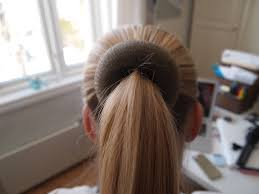 How To Make A Hair Style how to make a classical ballet bun medium to long hair the 3193 by wearticles.com
