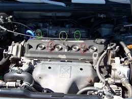 how to replace timing belt timing balancer belt and water pump remove the pcv valve from the valve cover as well as the hose running from the valve cover to the intake tube now unbolt the 5 bolts and remove the valve