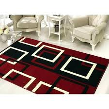 red black and white area rugs red area rug 5 x 7 modern boxes dark square red black white area rug black red white area rugs
