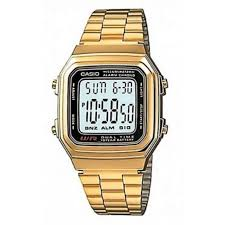casio vintage gold plated watch for men and women casio vintage a178wga 1a gold plated watch for men and women