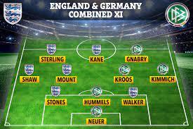 สื่อดังจัดทีมรวมสตาร์อังกฤษ-เยอรมัน ก่อนดวลกันรอบ16ทีม