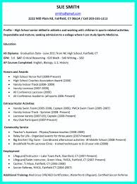 How To Make A College Resumes The Perfect College Resume Template To Get A Job