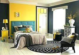 yellow and gray bedrooms ideas room theme grey bedroom mustard black cream color decoration decorating yellow and gray bedrooms ideas