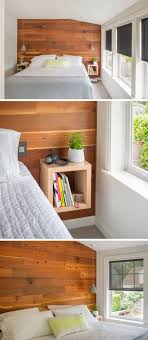 Bedroom Design Ideas Wood Accent Wall