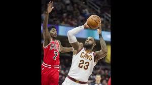 James returns, Cavaliers debut new starting lineup   KIRO-TV