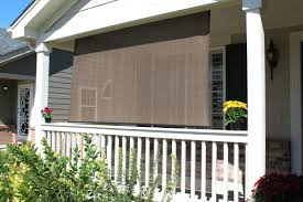 coolaroo cordless exterior roller shade. Coolaroo Patio Shades Lowes Blinds Energoresurs Cordless Exterior Roller Shade