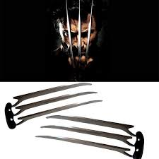 Wolverine Width Chart Wolverine Claws Stainless Steel