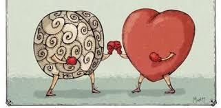 Image result for head versus heart