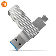 <b>Xiaomi</b> Jesis 2-in-1 <b>U Disk USB</b> 3.1 Type-C Apple MFi 32G 64G 128G