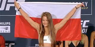 Image result for UFC 205 live blog: Joanna Jedrzejczyk vs. Karolina Kowalkiewicz
