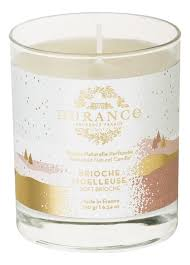 <b>Ароматическая свеча Perfumed Natural</b> Candle Soft Brioche 180г ...
