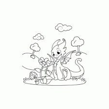 Kleurboek Draken Voor Kids Kleurplaten Leuk Voor Kids