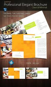 Quad Fold Brochure Template Word Quad Fold Carloslastres Me