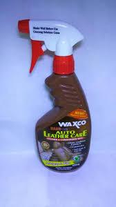 waxco auto leather care 600ml
