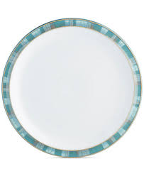Patterned Dinnerware Awesome Denby Dinnerware Azure Patterned Salad Plate Dinnerware Dining