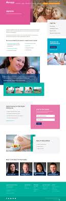Memorial Website Design Hospital Website Redesign And Healthcare Marketing