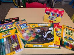 <b>Crayola</b> & <b>Rose</b> Art Kids Art Supplies