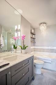 white and gray bathroom ideas. Pleasant Design Grey And White Bathroom Ideas Excellent Best 25 Gray Bathrooms On Pinterest Restroom Half H