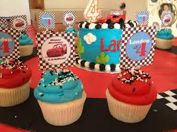 Disney Cars Cupcakes My Pinterest Creations Disney Cars Birthday