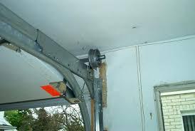 low headroom zero clearance garage door opener chamberlain with double tracks low profile garage door opener ening clearance
