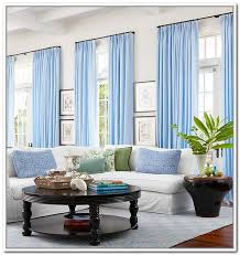 absolutely light blue d curtain living room elegant project to try velvet silk linen for wall