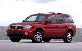 2004 buick rainier warning reviews top 10 problems you must know vehicle image