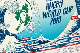 Rugby World Cup 2019 Wall Chart Full Tv Coverage And