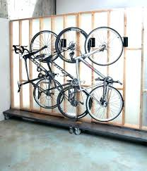 hanging bike rack for garage bike storage in garage bike rack garage space saving storage outdoor hanging bike rack for garage