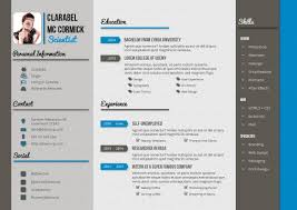 Microsoft Publisher Resume Templates Free Resume Example And